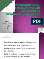 Pengaruh KEK dan Anemia pd Bumil.ppt
