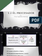 CARACTERISTICAS DEL PROCESADOR LENGUAJES DE INTERFAZ1