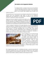 Desarrollo Histórico de La Ingeniería Química