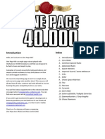 1p40k - Complete v1.26
