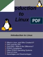 1 Linux Intro