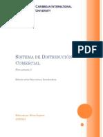 Sistema de Distribucion Comercial