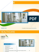 Healthcare - India Details