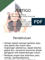 Radiologi Vertigo