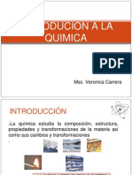 1. Introduccion a La Quimica