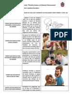 Relaciones padres e hijos, límites y reglas