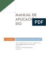 Manual Aplicacion _SIG