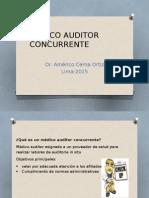Mu00C9DICO AUDITOR CONCURRENTE.pptx
