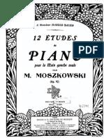 IMSLP60143 PMLP16492 Moszkowski Etudes Op92