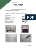 Informe Nº 2 Campo Electrico