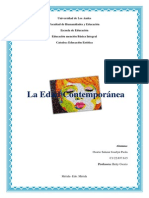 Formacion Estetica Constructiva. Trabajo Individual