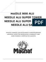 Needle Alu Manual