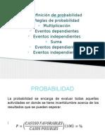 Presentación de Probabilidad