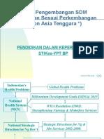 Sistem Pengembangan SDM Loknas PPNI AIPNI 230404
