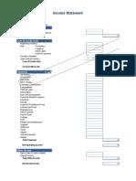 excel preparing sheet in any organization