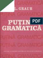 Al.Graur - Puţină gramatică [AN].pdf