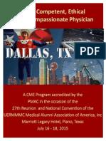 2015 CME Brochure