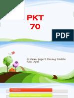 Ppt Primer PKT 70