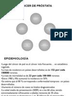 14 Cancer de Prostata Usmp 2013