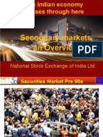 Secondary Market - NSE PPT