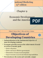 Chapter 09 Economic Development and the Americas