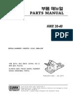HWX30-40 (Lot No _ 9894)