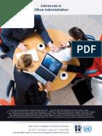 Advances Office Admin