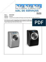 Manual de Serviços - BWS24A Lava e Seca