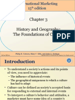 Chapter 03 History and Geography