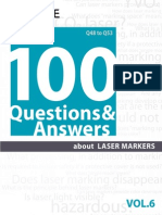 Question Answer for Lasers Markers