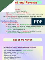 (8) Market and Revenue