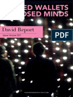 Closed Wallets Closed Minds - Trend Report by David Report