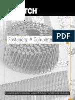 GA1381 Fasteners Guide 0909