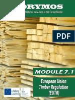 European Union Timber Regulation