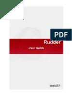 3836.2.Rudder - User Guide