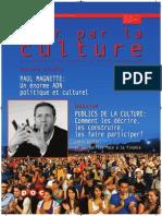 2011_agirparlaculture_agir Par La Culture