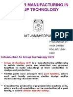 Group Technology and Cellular Manufacturing-I[1] (1) - Copy