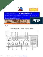 Kenwood Tk-80 Programacion
