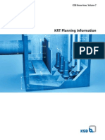 Design Guidelines - KRT Submersible Motor Pumps-data