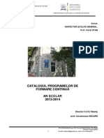 Catalog CCD Neamt 2013-2014