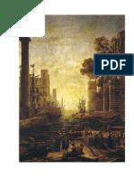 El Pintor Claudio de Lorena en La Corte de Felipe IV La Decoracion Del Palacio Del Buen Retiro