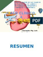 CASO CLÍNICO 4- Insuficiencia Renal Resumen Terminologia y Esquema Fisiopatologico