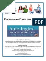 7 Auto Ingles Pronunciacion Frases Para Training II