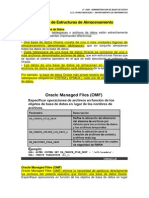 u.t. 4 Gestion de Estructuras de Almacenamiento (Manual Oracle)