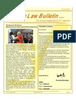February Law Bulletin