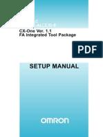 W444-E1-02+CX-One+SetupManual