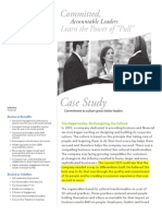 Case Study on Quality Management