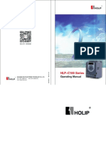 HLP-C100 Series Operating Manual