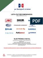 Aage Hempel Crame Lista Precios Distribucion Marzo 2013