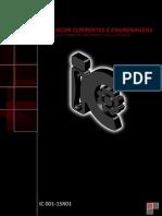 Cátalogo Induscor Correntes e Engrenagens IC 001 15R1